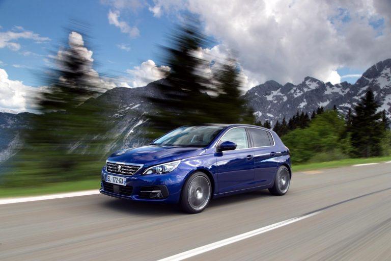 Nuova Peugeot 308: ora è più tecnologica e sicura