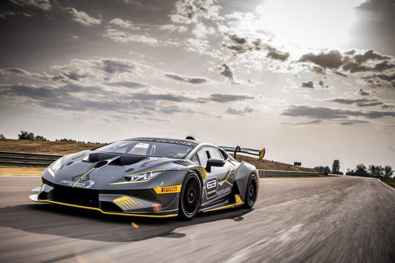 Lamborghini Huracan Super Trofeo EVO: prestanza da Gran Turismo