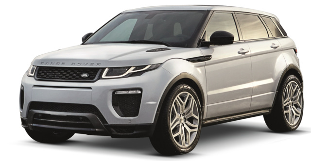 Range Rover Evoque: il Suv con la grinta di una berlina sportiva
