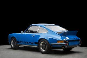 10 migliori auto d'epoca Porsche 911 RS 2.7