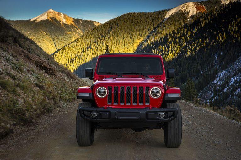 Nuova Jeep Wrangler 2018: prezzi e novità