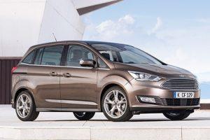 Auto per neopatentati Ford C-max