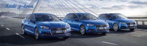 Alimentazione a metano Audi g-tron