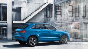 Auto con meno problemi. Audi Q3