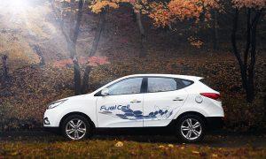 Auto con meno problemi. Hyundai ix35 Fuel Cell