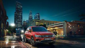 Auto con meno problemi. Volkswagen Tiguan