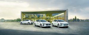 Auto ibride Hyundai Ioniq ibrida