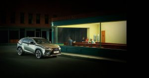 Auto ibride Lexus NX Hybrid