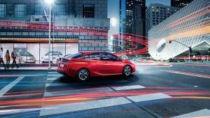 Auto ibride Toyota Prius Hybrid
