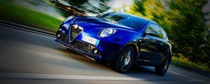 Auto per neopatentati Alfa Romeo Mito