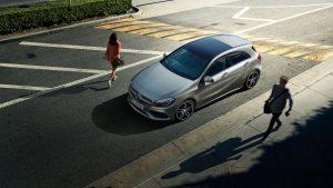 Auto per neopatentati Mercedes Classe A