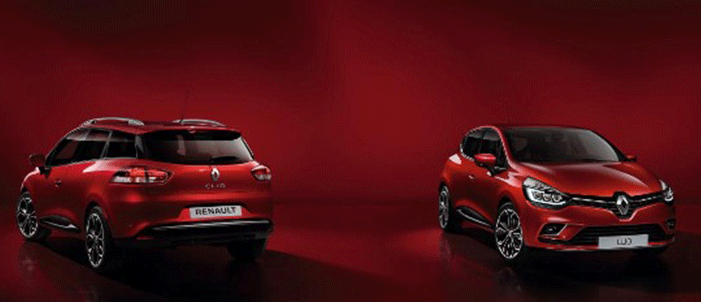 Consumi carburante Renault Clio