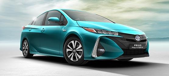 Consumi carburante Toyota Prius