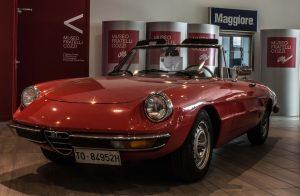 10 auto migliori d'epoca Alfa Romeo Duetto
