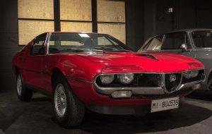 10 auto migliori d'epoca Alfa Romeo Montreal