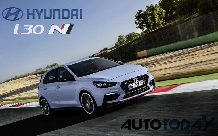 Hyundai i30 N: prezzi da 28.650 euro per 250 cavalli
