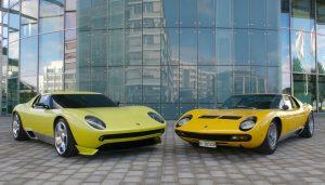 10 migliori auto d'epoca Lamborghini Miura