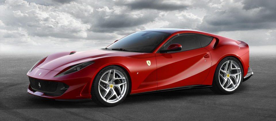 Le 10 migliori Ferrari 812 Superfast