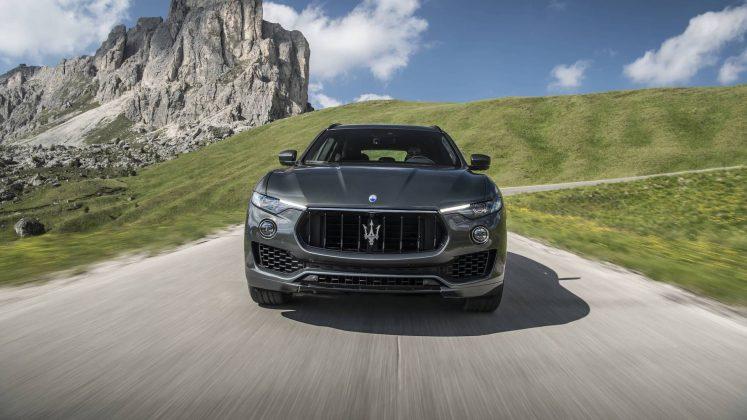 Le 10 migliori auto Maserati-Levante