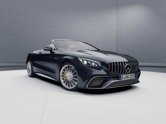 Le 10 migliori auto Mercedes-AMG S65