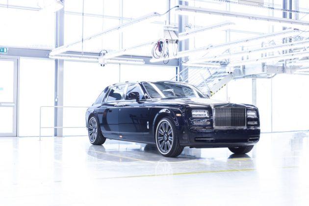 Le 10 migliori auto Rolls-Royce Phantom VII