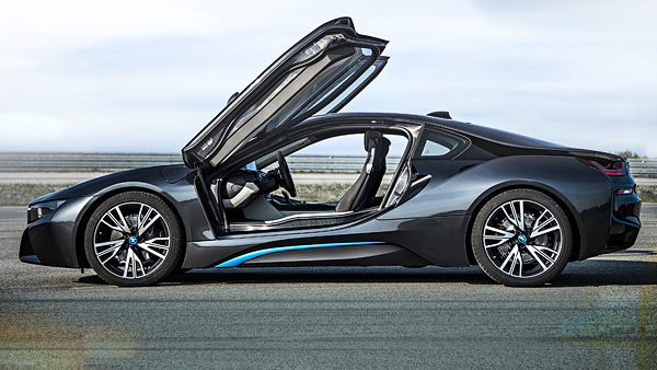 Le 10 migliori auto bmw i8