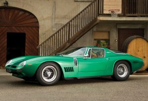 Le 10 migliori auto d'epoca Bizzarrini 5300 GT