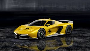 Le 10 migliori auto sportive Fittipaldi EF7