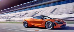 Le 10 migliori auto sportive McLaren 720S