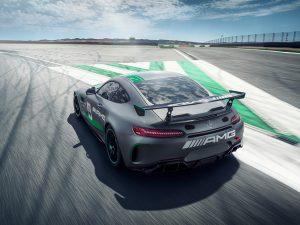 Le 10 migliori auto sportive Mercedes AMG GT4