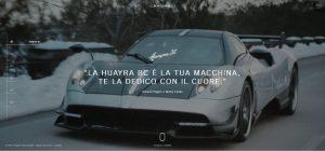 Le 10 migliori auto sportive Pagani