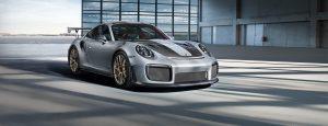Le 10 migliori auto sportive Porsche 911 GT2 RS