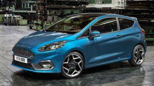 Le 10 migliori utilitarie Ford Fiesta