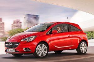 Le 10 migliori utilitarie Opel Corsa