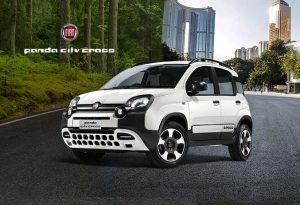 Micro Car Fiat Panda City Cross