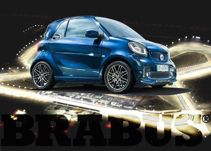Micro Car Smart Brabus