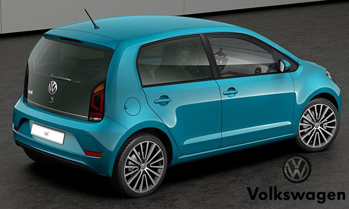 Micro Car Volkswagen UP
