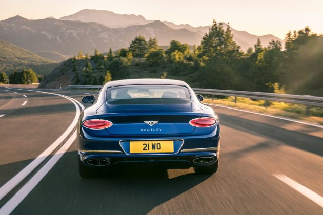 Le 10 migliori auto New Continental GT