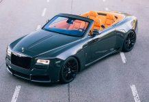 Rolls-Royce Dawn Overdose
