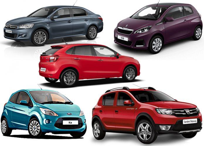Le 10 auto più economiche