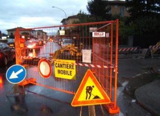 cantieri stradali