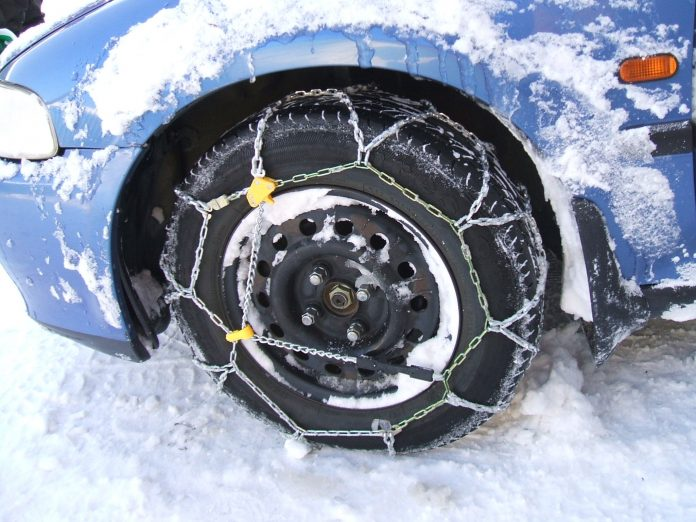 catene da neve per auto