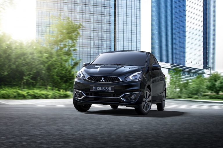 Mitsubishi Space Star 2018: più agile e connessa