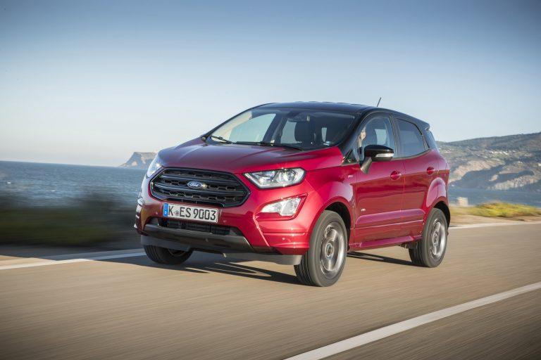 Nuova Ford EcoSport 2018: l'evoluzione SUV dell'Ovale Blu, prezzi e data di lancio