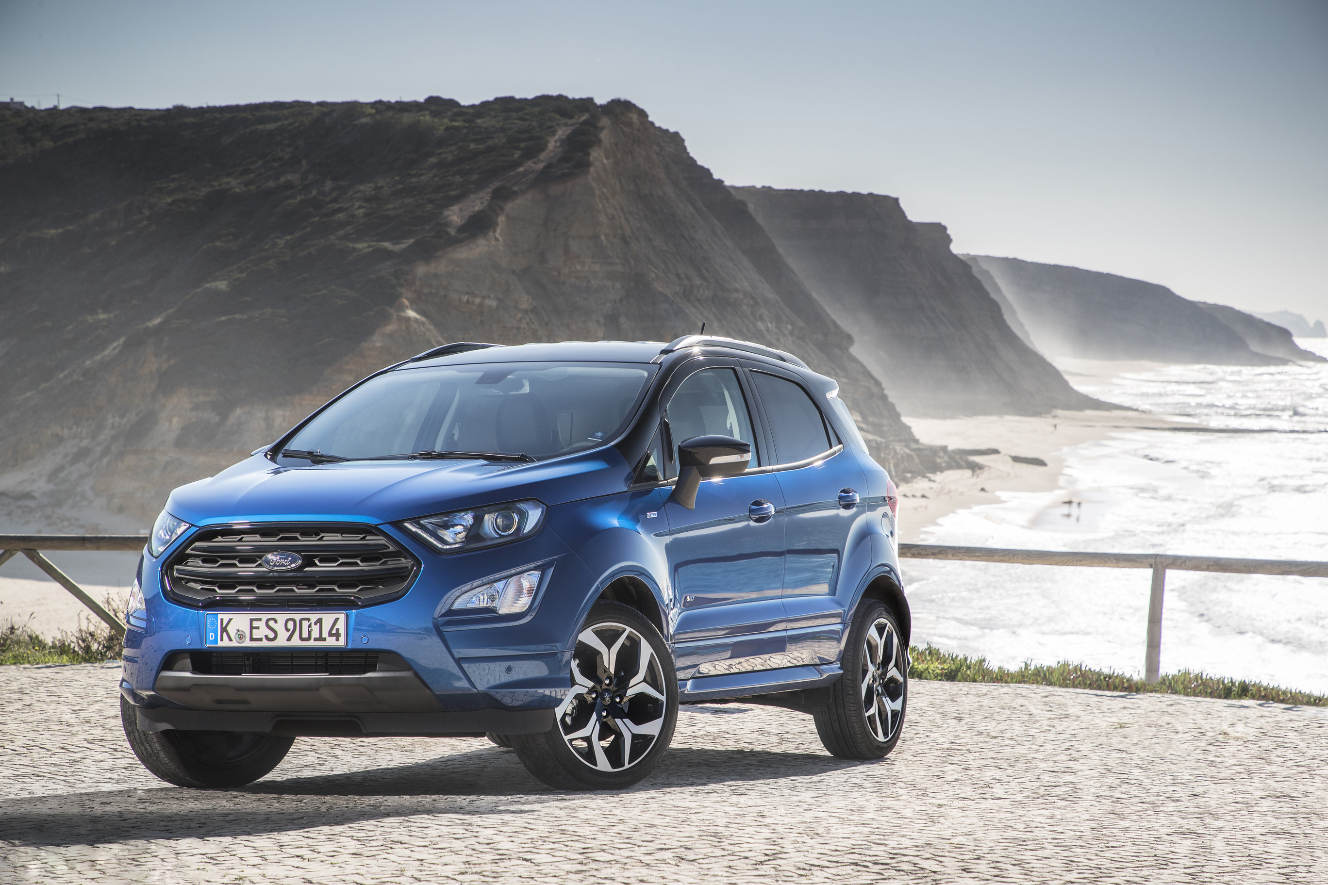 Nuova ford ecosport 2018 l evoluzione suv dell ovale blu for Suv compatti economici