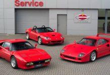 Officine Ferrari Classiche