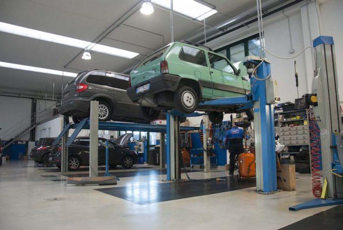 Revisione auto diesel
