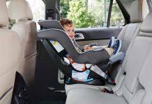 seggiolini auto più sicuri del 2017