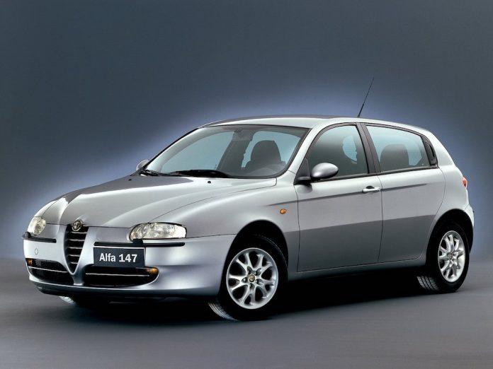 Tappetini auto Alfa 147
