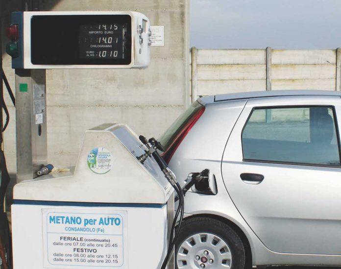Distributori metano in Italia